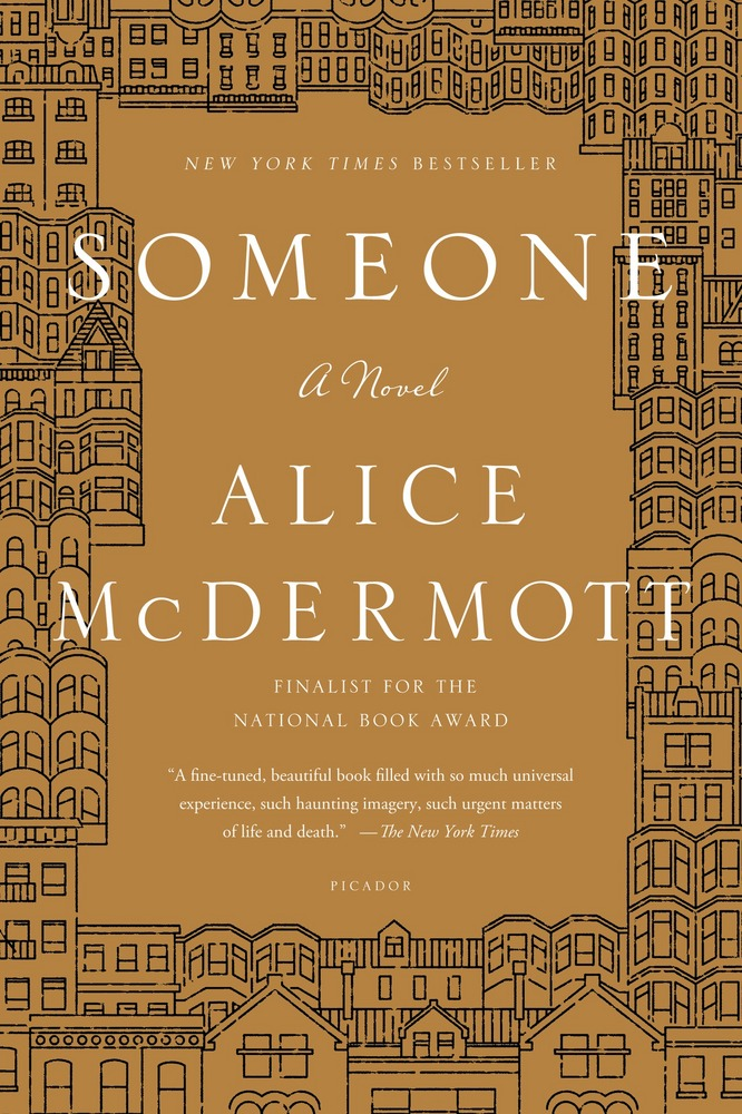 Book Discussion: SOMEONE, a novel by Alice McDermott