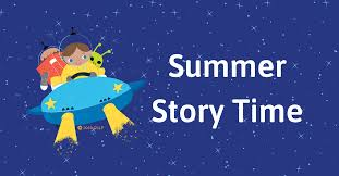 A Universe of Stories Summer Storytime