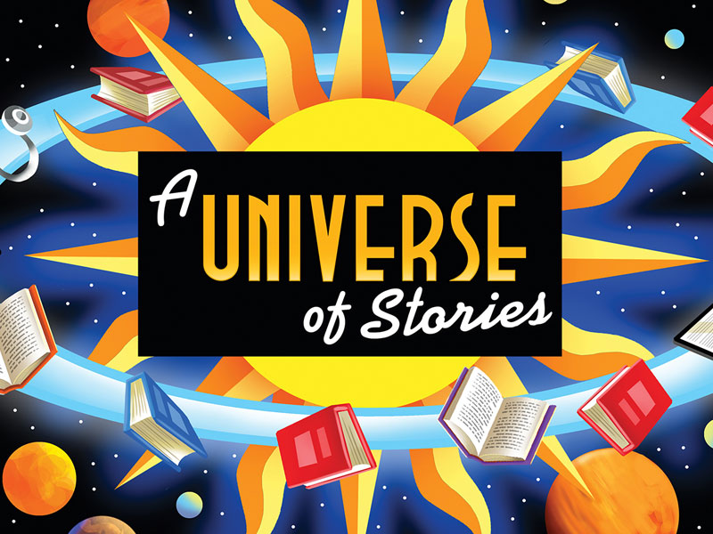 A Universe of Stories Summer Storytime: Lap Sit