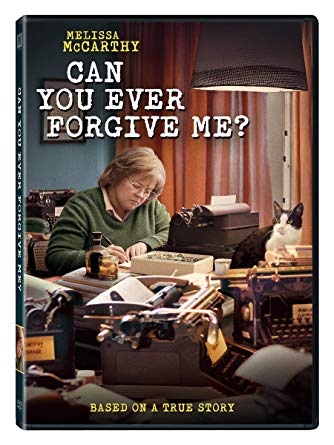Academy Award-Winning Movie: CAN YO EVER FORGIVE ME?