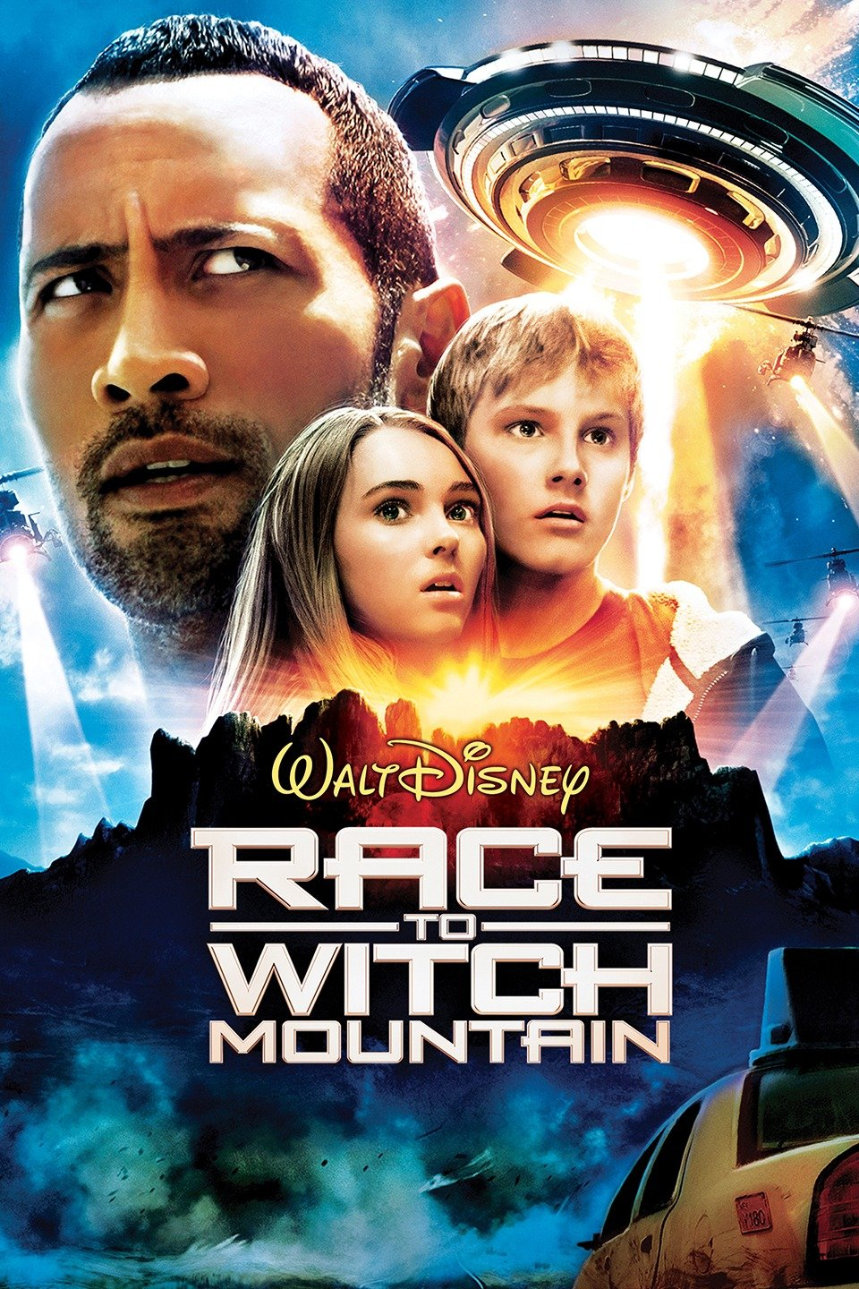 Summer Family Movie: RACE TO WITCH MOUNTAIN