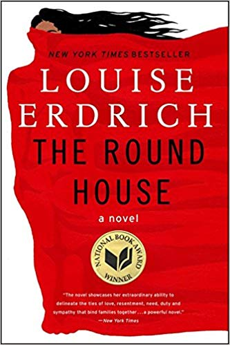 BML Book Discussion Group: The Round House, a novel by Louise Erdrich