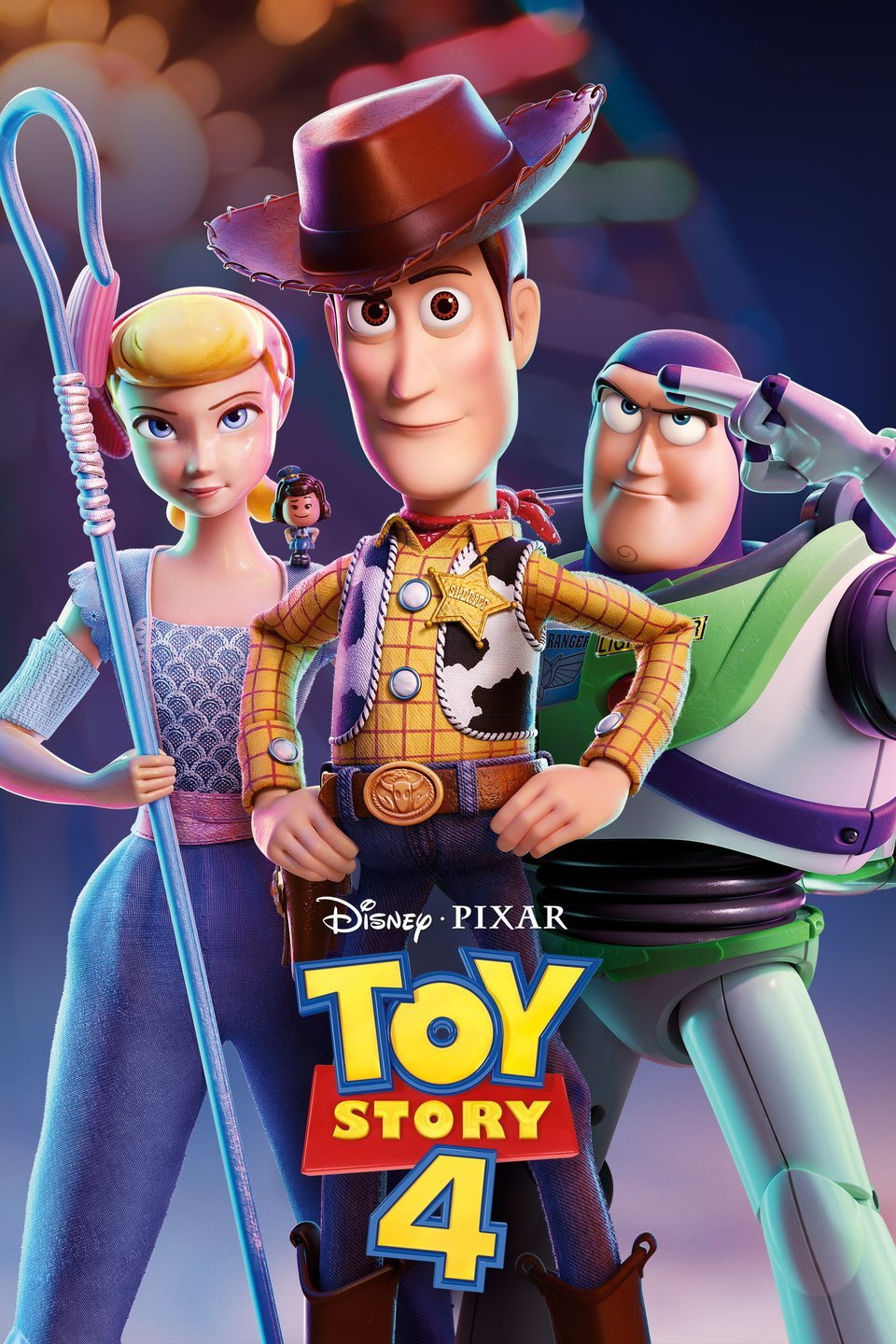 Family Movie: TOY STORY 4