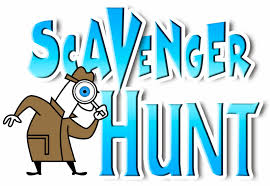 Library Mystery Fun: Scavenger Hunt