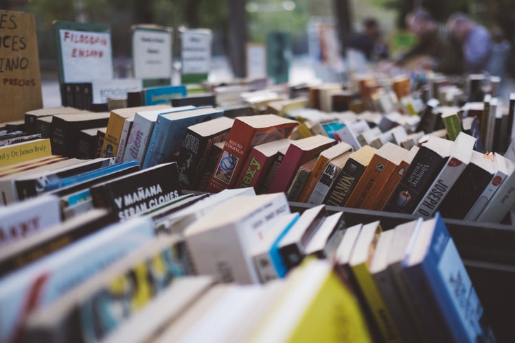 Friends of BML Book Sale