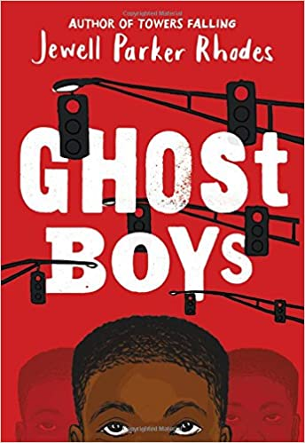 Tween & Teen Zoom Book Discussion: Ghost Boys