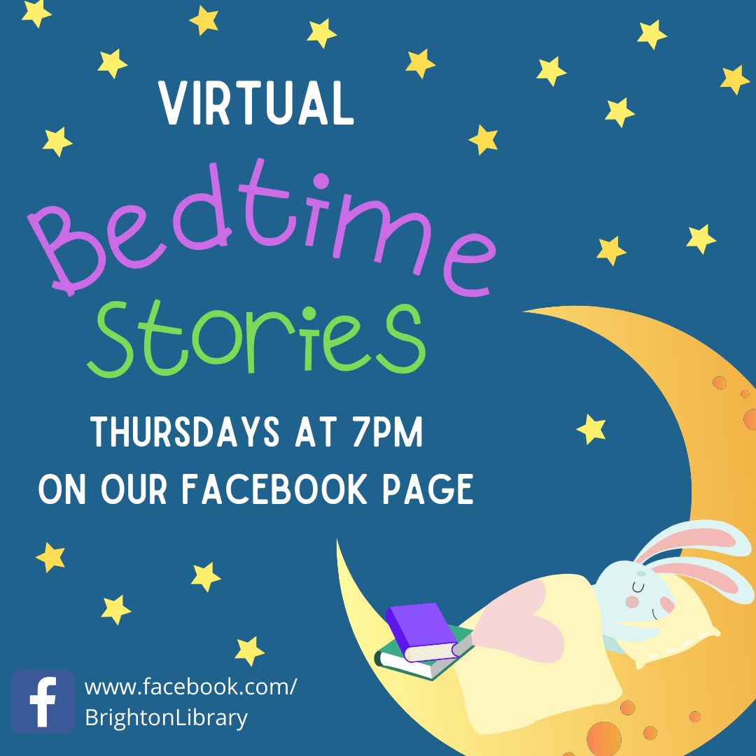Virtual Bedtime Storytime with Miss Devin