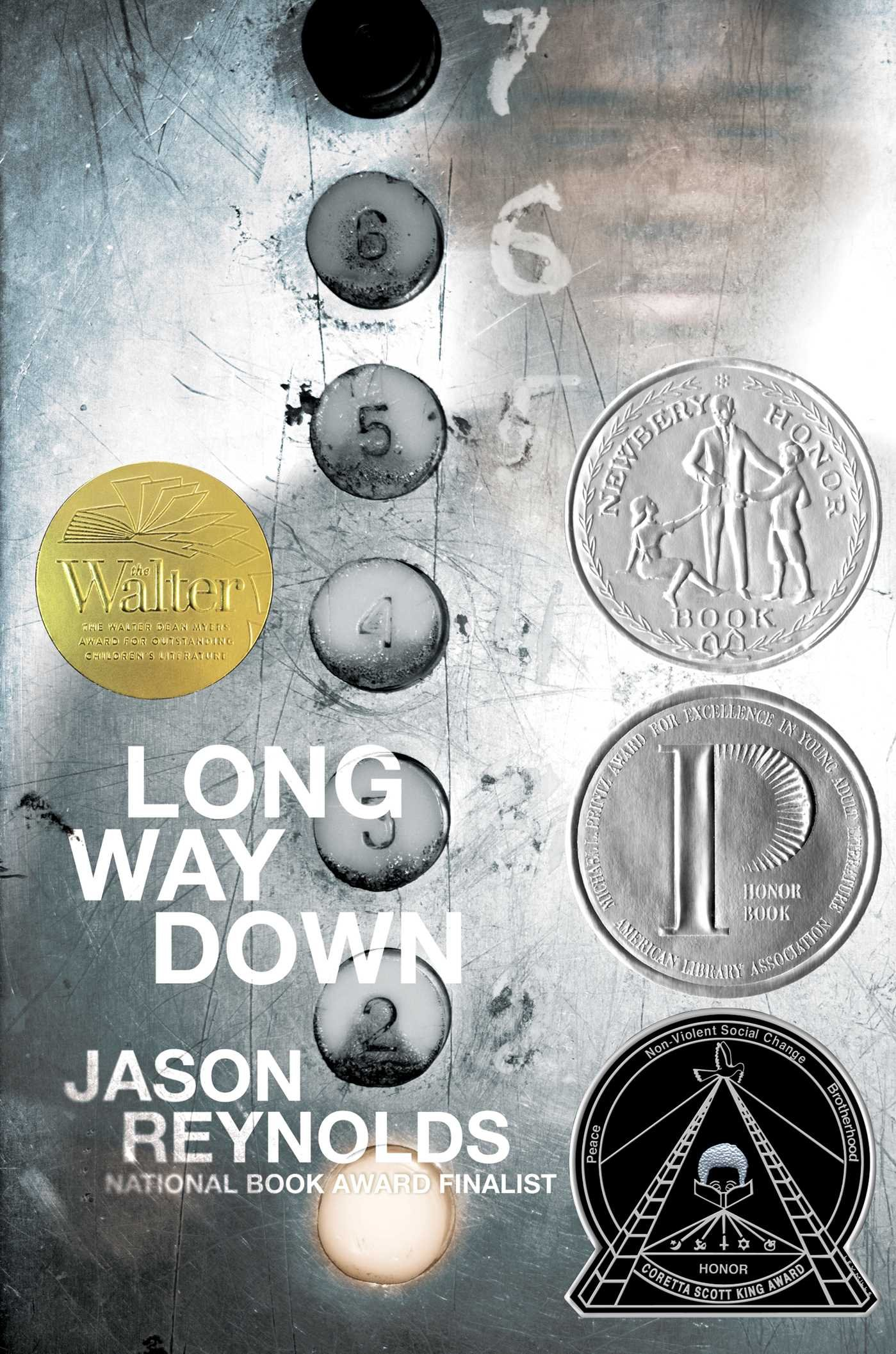 Teen Zoom Book Discussion: Long Way Down by Jason Reynolds