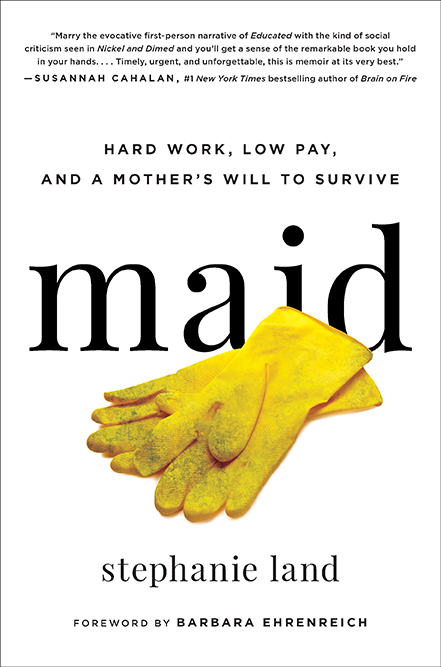 BSI Video Review: Maid by Stephanie Land