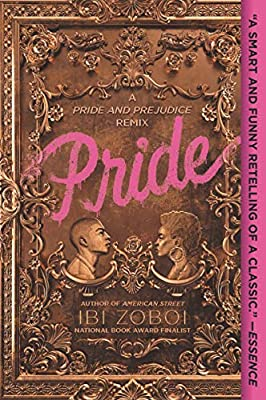 Teen Zoom Book Discussion: Pride: A Pride and Prejudice Remix by Ibi Zoboi
