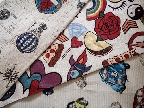 Break Week is Maker Week: Fabric Friday