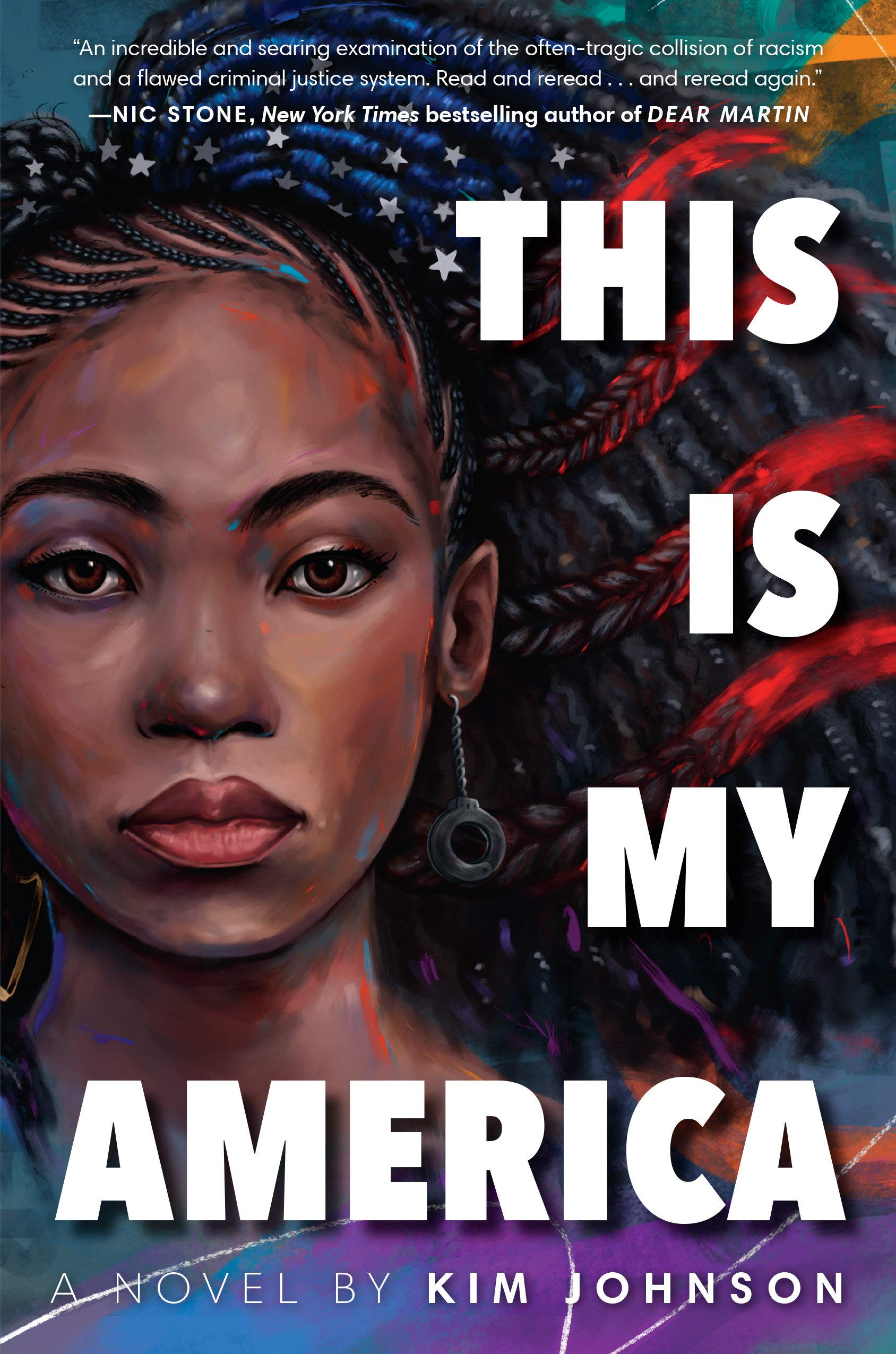 Teen Zoom Book Discussion: This is My America by Kim Johnson
