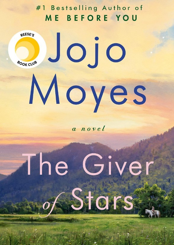Books Sandwiched In Video Review: The Giver of Stars by Jojo Moyes