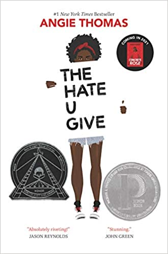 Teen Book Discussion Group: The Hate U Give by Angie Thomas