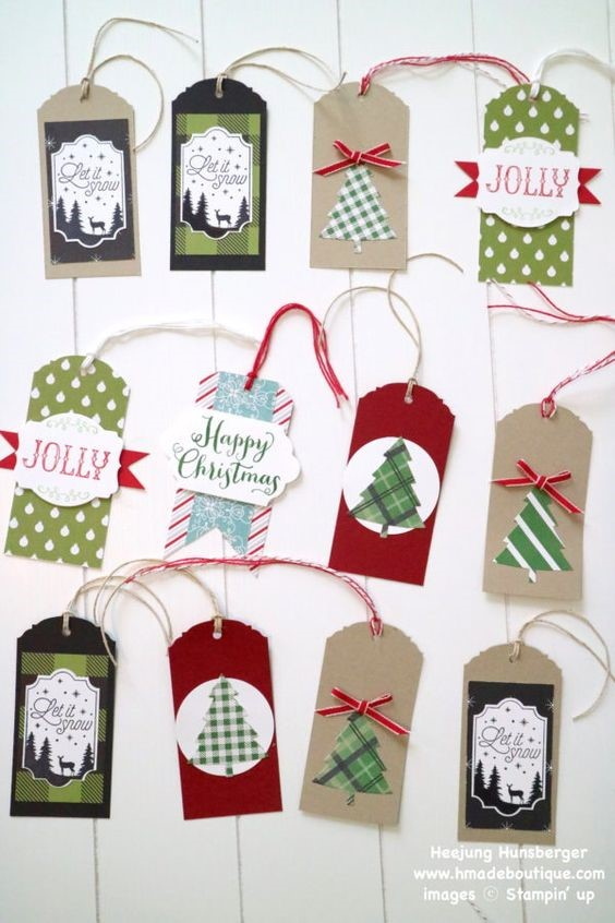 Maker Night - Gift Tags & Gift card holders