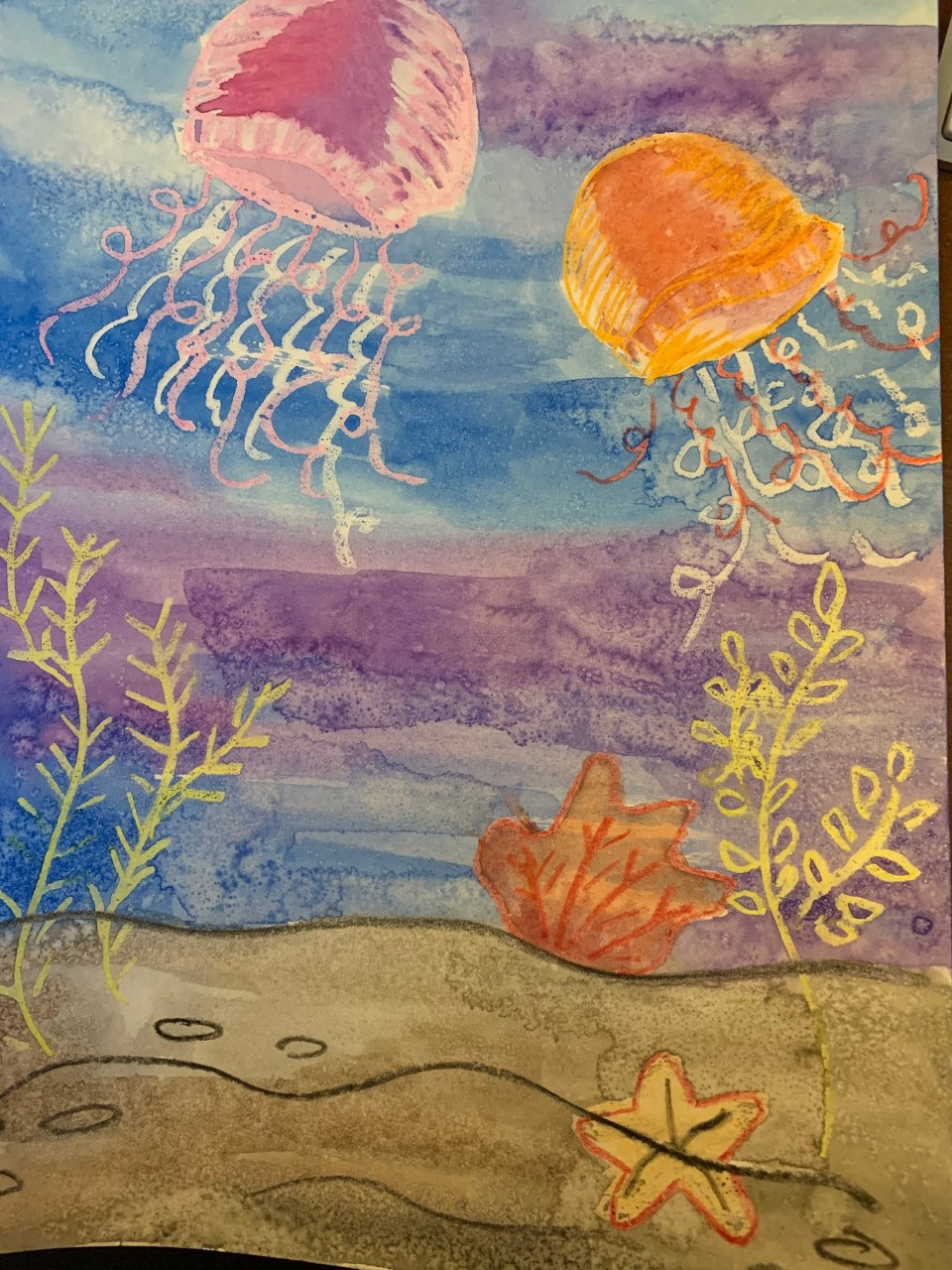 Guided Painting for Tweens: Ages 8-12