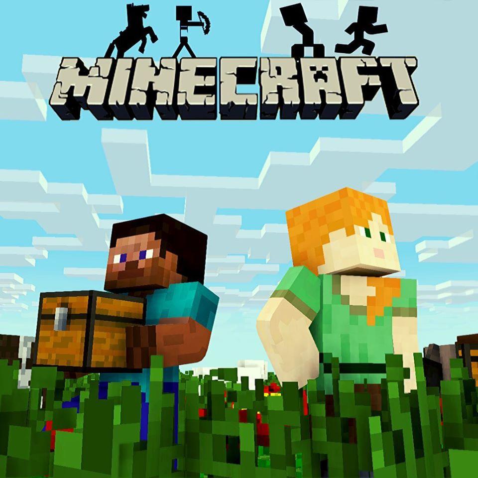 Livestreamed - Minecraft Club