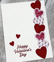 Teen/Tween Monthly Craft - Valentine's Day Cards