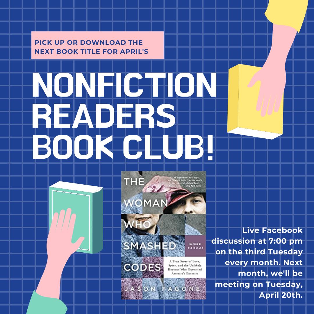 Nonfiction Readers Book Club
