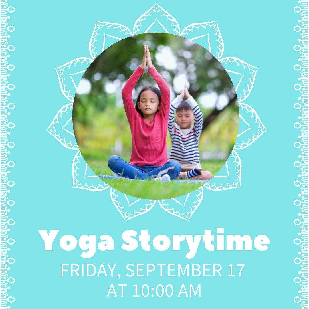 Yoga Storytime