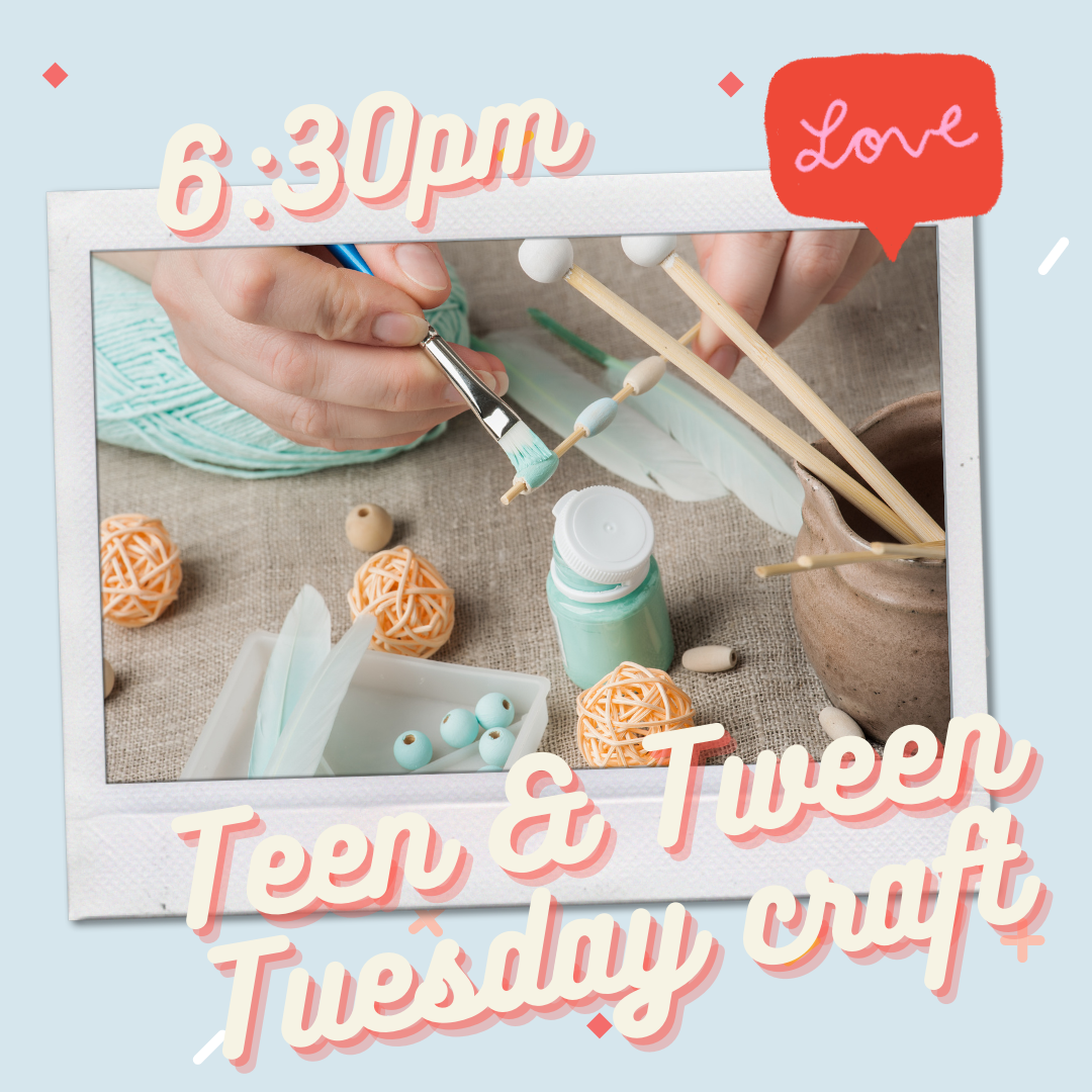 Teen/Tween Tuesday Craft - Unity Wreaths