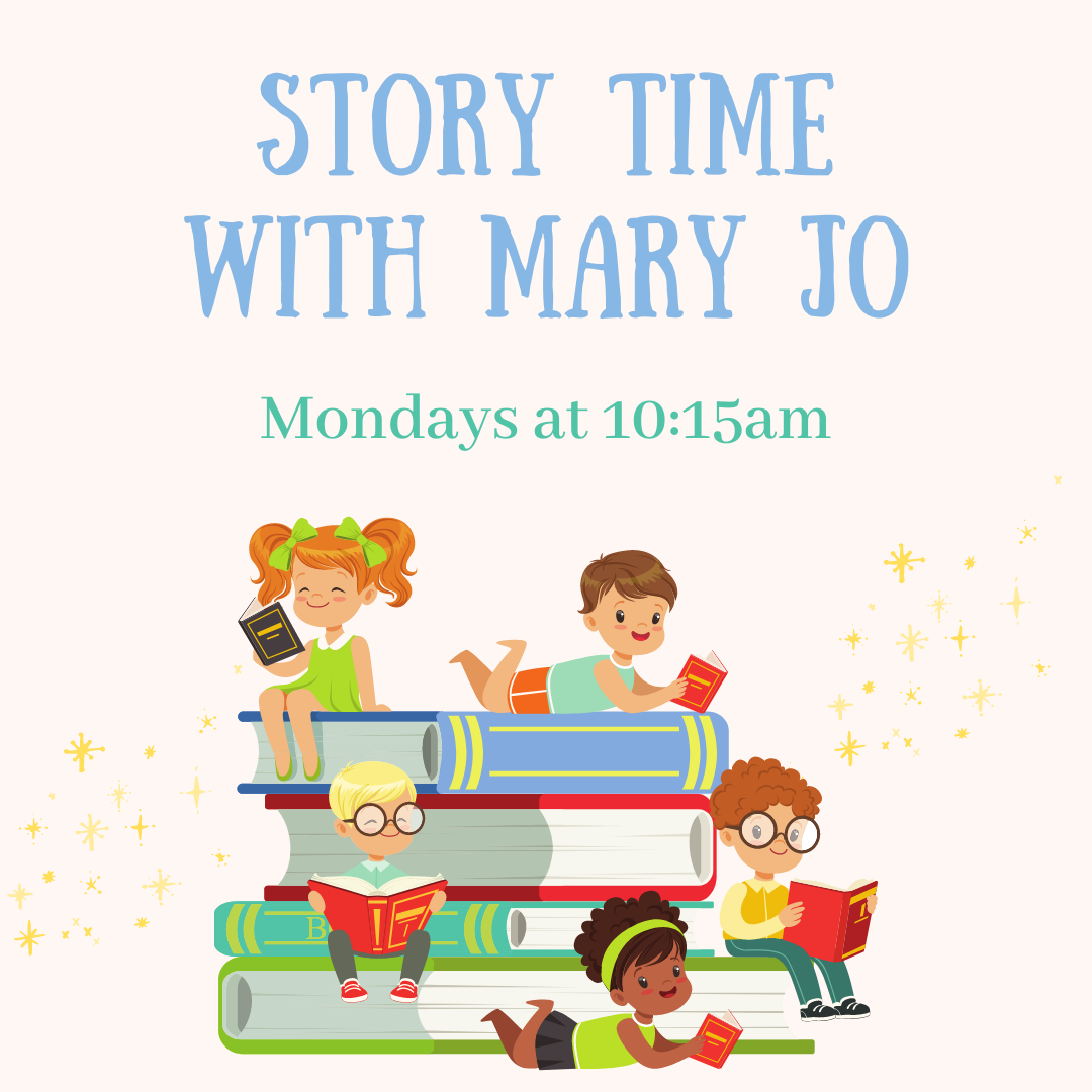 Story Time with Mary Jo