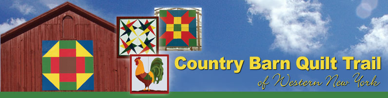 Country Barn Quilt Trail presented by Lora Partyka