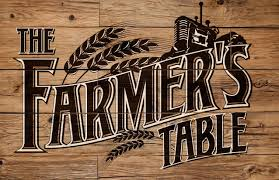 Our Community Rocks! The Farmers Table