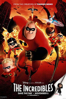 Family Movie Day : The Incredibles