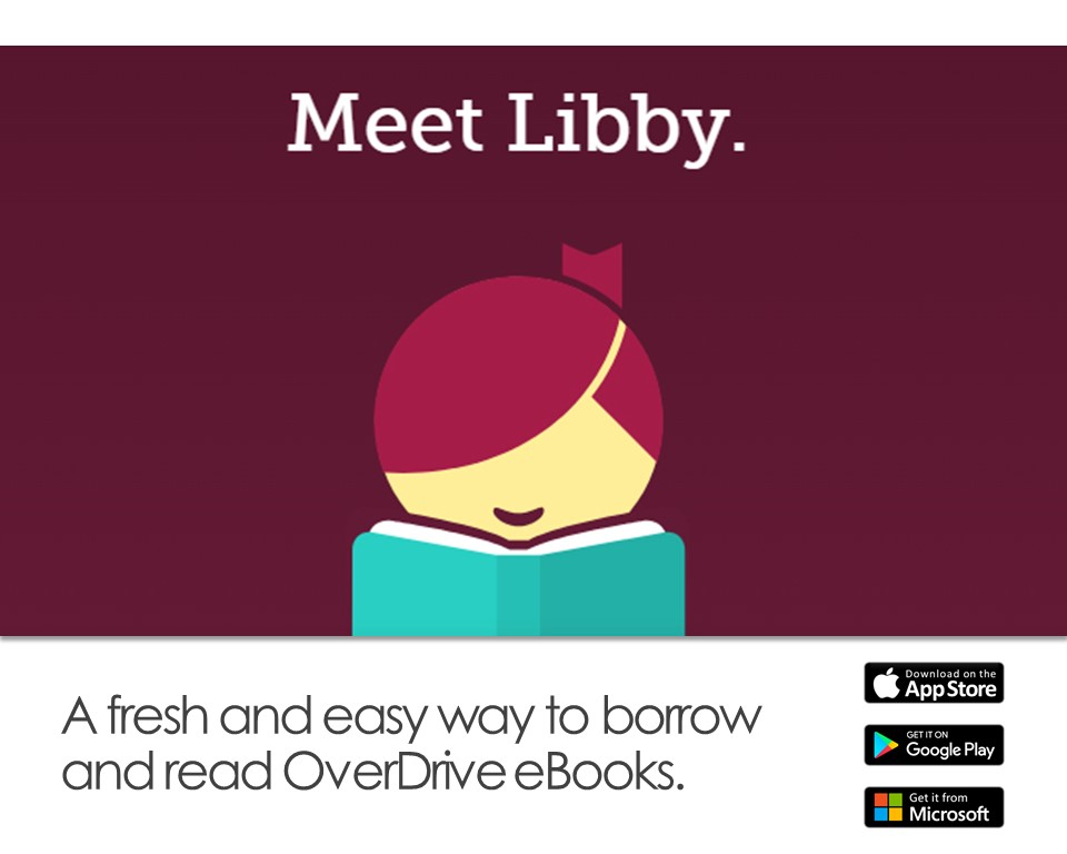 Introduction to e-readers and the LIBBY app