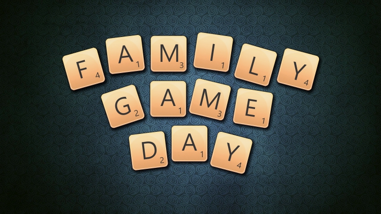 No school today? Join us for a Family Game Day