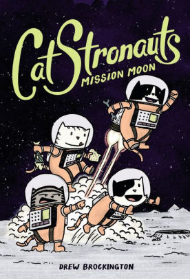 Family Book Discussion - CaStronauts: Mission Moon