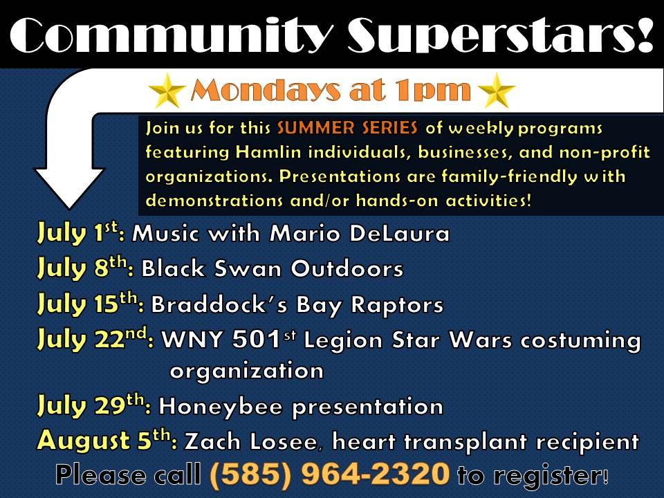 Community Superstars: WNY 501st Legion Star Wars costuming organization