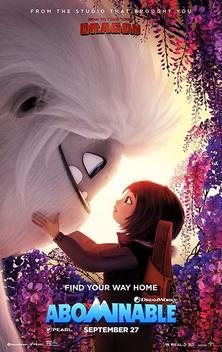Movie - Abominable Snowman