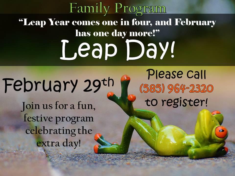 Leap Year Program