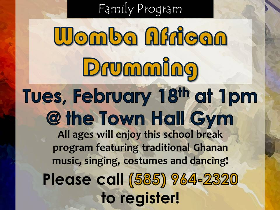 Womba African Drumming