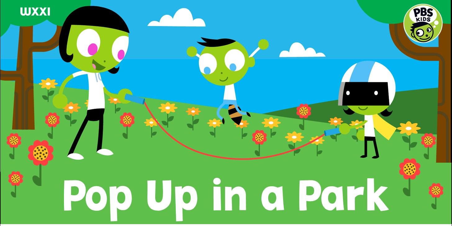Pop Up in a Park: MCLS/WXXI Program