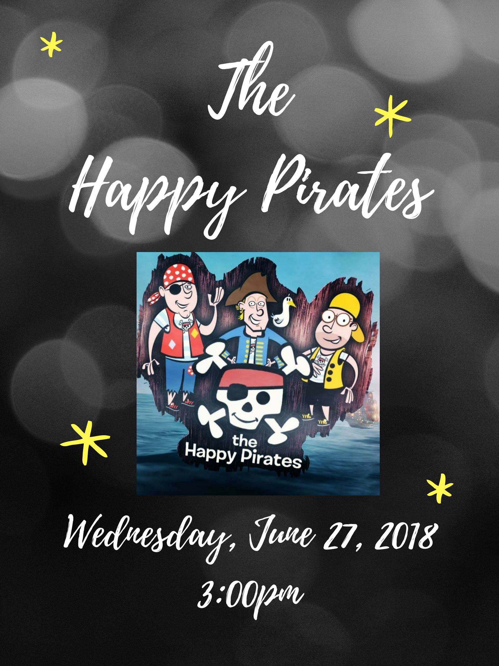 The Happy Pirates!