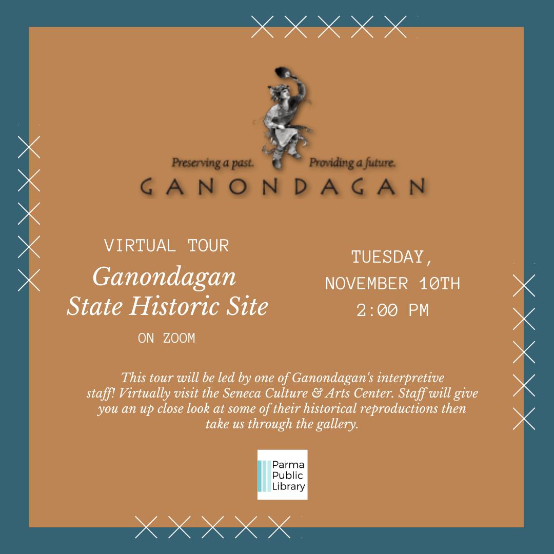 Ganondagan State Historic Site Virtual Tour