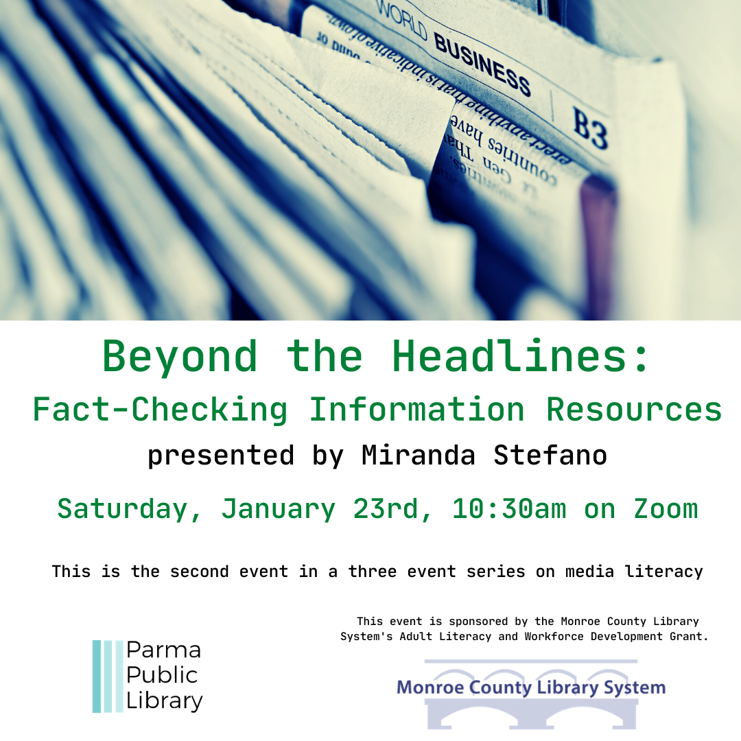 Beyond the Headlines: Fact-Checking Information Resources