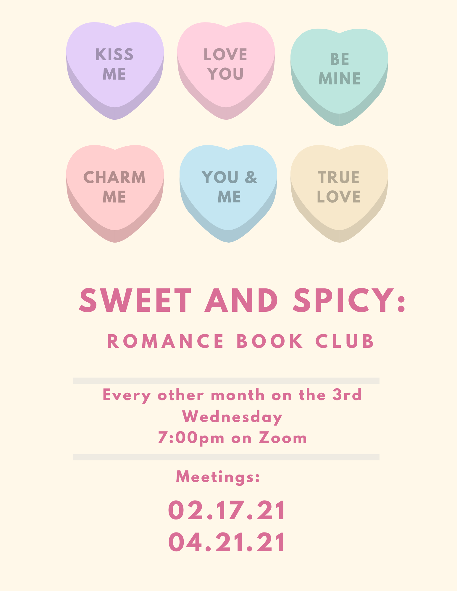 Sweet & Spicy: Romance Book Club (To Win Her Heart)