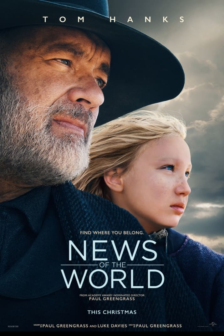 Movie Madness —News of the World -IN PERSON