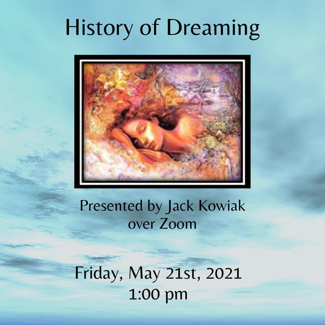History of Dreaming - VIRTUAL