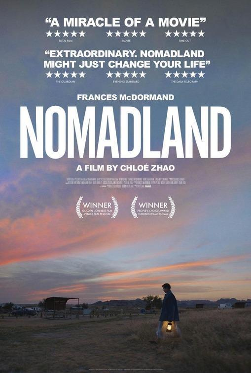 Movie Madness —Nomadland—IN PERSON