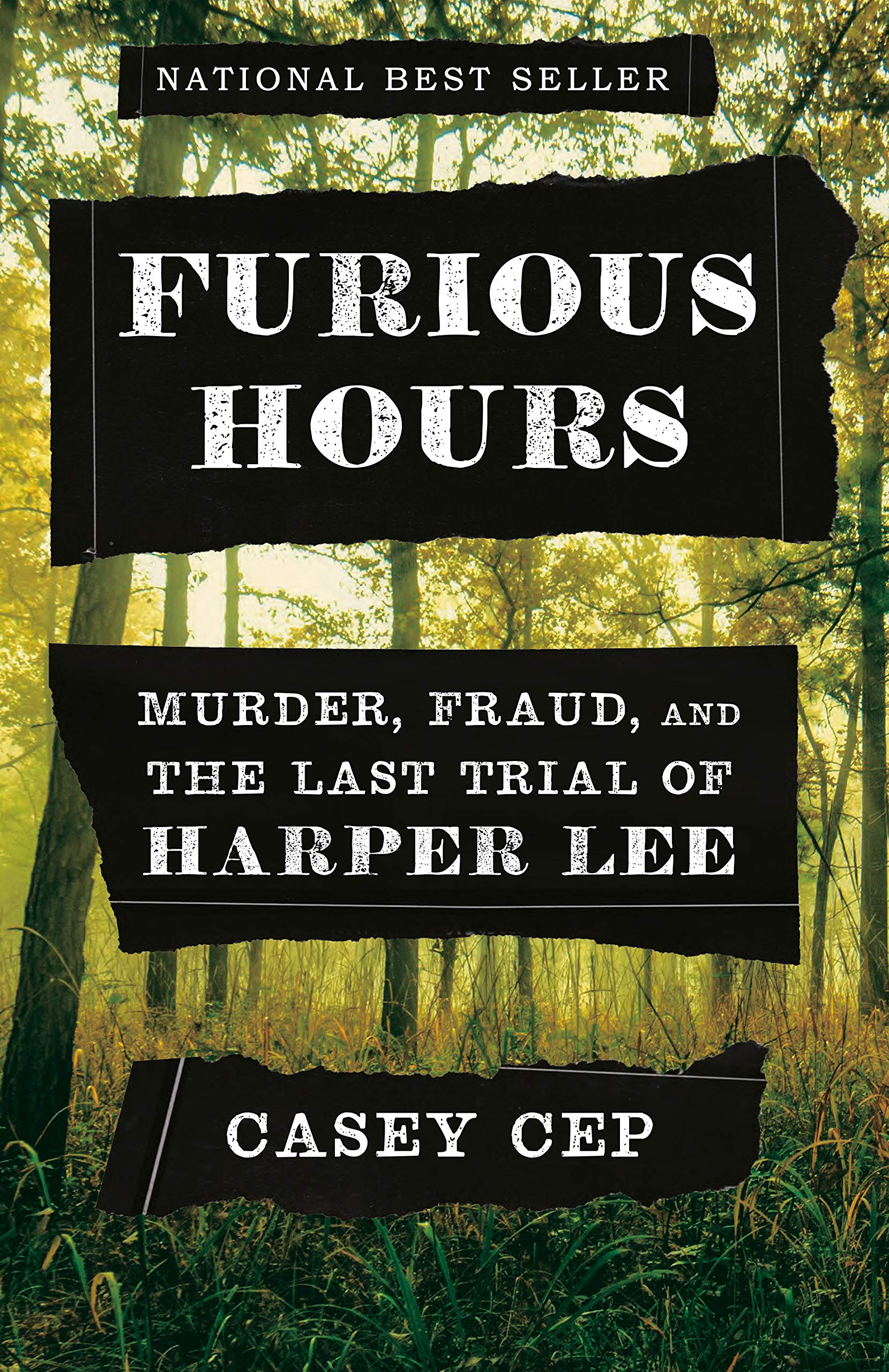 Non-Fiction Book Club (Furious Hours) - IN PERSON