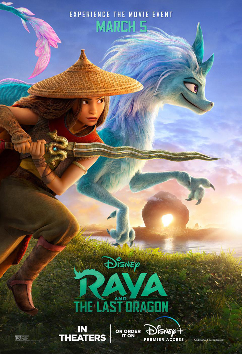 Family Movie Matinee: Raya and the Last Dragon