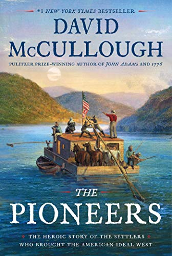 Non-Fiction Book Club (the Pioneers) - IN PERSON