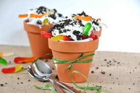 Dirt Sundaes on Thursday!