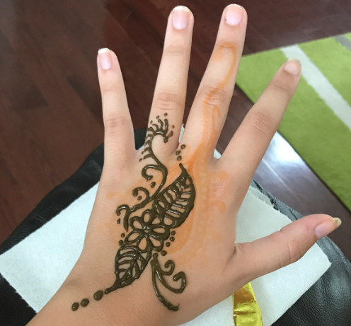 Henna for Teens - CANCELLED!