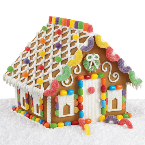 13th Annual Gingerbread House Workshop!